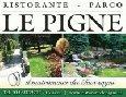 ricevimento di matrimonio presso Ristorante Parco Le Pigne